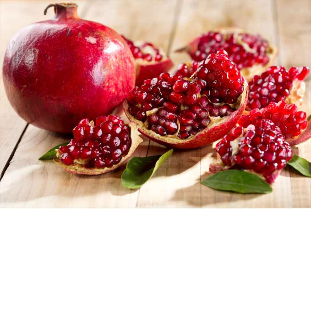 The pomegranate harvest season at Mazeed produce start and will go on until end of November.