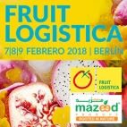 Fruit Logistics 2018 days 7/8/9 February